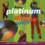 Kid's Dance Express: Kid's Platinum Hits Dance Party [CD]