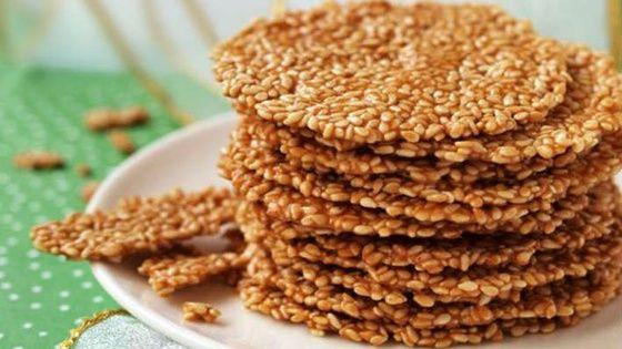 Кунжетное печенье
