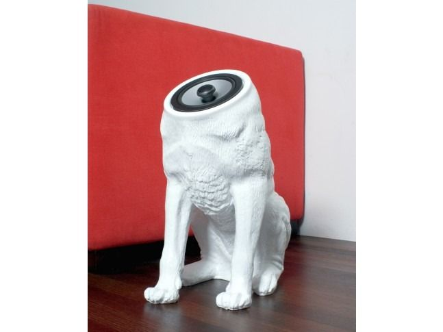 Woofer Speaker System - Ha! Get it? Woofer? But without a mouth, how does it woof?