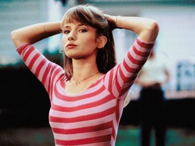 Rebecca De Mornay en la película 'Risky Business' (1983)