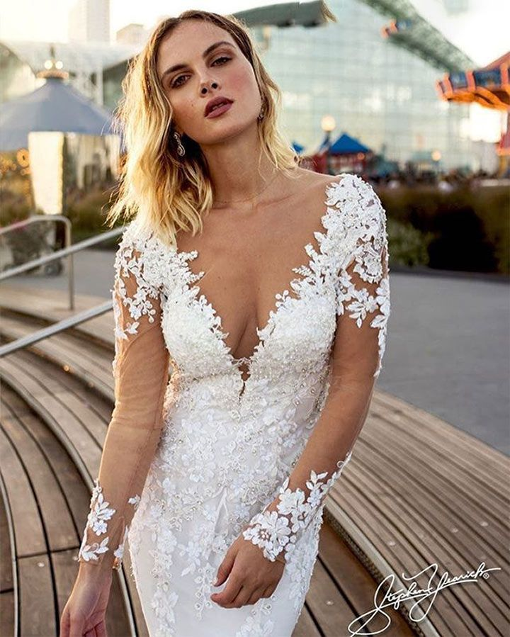 9b62168fa7794 Last weekend for the Stephen Yearick Trunk Show! SHOW DISCOUNTS on all Stephen  Yearick gowns!! Call & make your appointment: 954-462-3222 Captivate your  ...