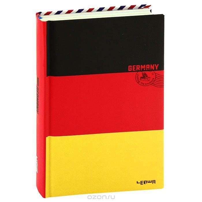 Блокнот Флаг Германии