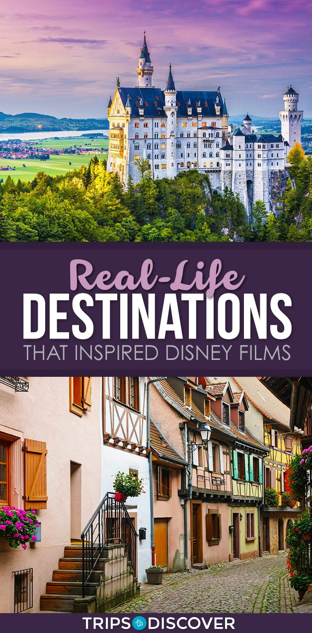 Destination in real life