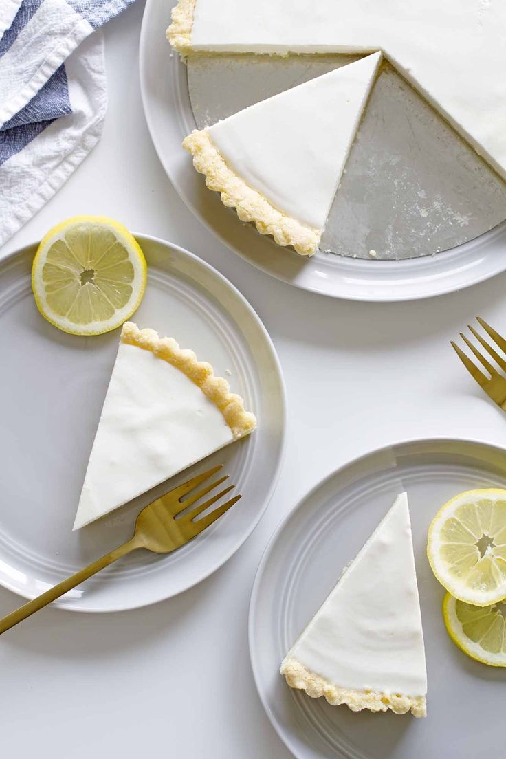 A deliciously simple sweet-tart gluten free lemon buttermilk sugar cookie tart -- perfect for spring celebrations and Easter brunch!
