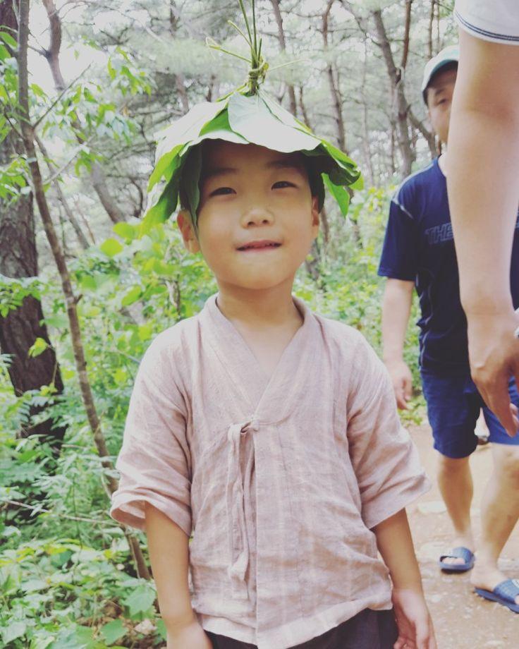#남아한복#생활한복#나들이복#연습용한복#hanbok