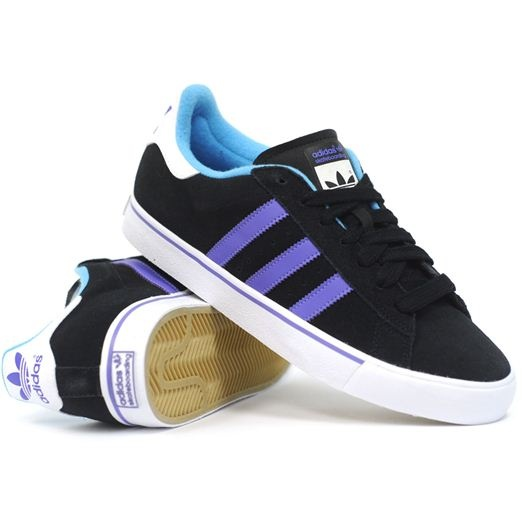 adidas campus vulc purple guy