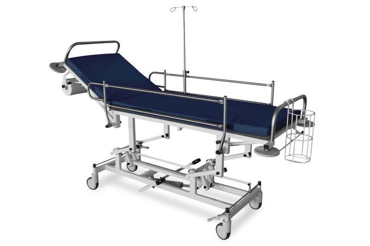 Wózek do przewozu chorych JWZ 02