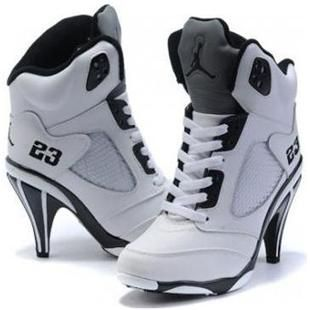 Air Jordan 5 High Heels Schoenen