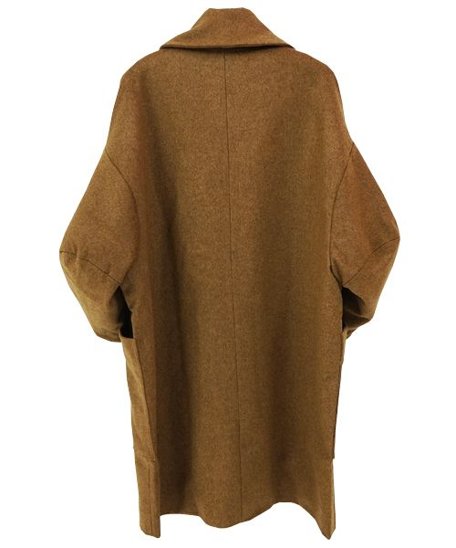 FLOATING COAT (CAMEL) http://www.raddlounge.com/?pid=97243010   #StreetSnap #Style #RaddLounge #WishList #Deginer #StyleCheck #Kawaii #FashionBlogger #Fashion #Shopping #UnisexWear #WomansWear #aw15 #HenrikVibskov