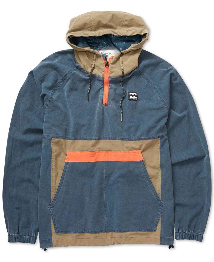 Billabong Men's New Order Anorak Jacket