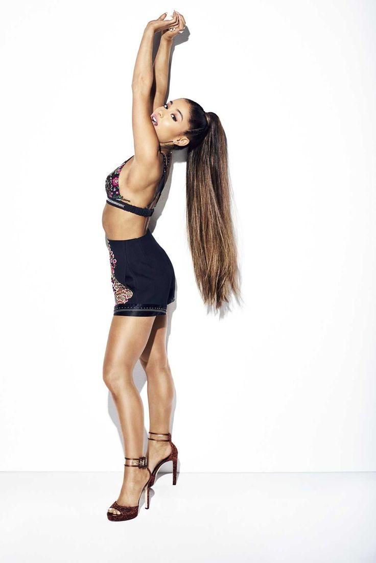 Ariana Grande - Cosmopolitan Photoshoot 2017