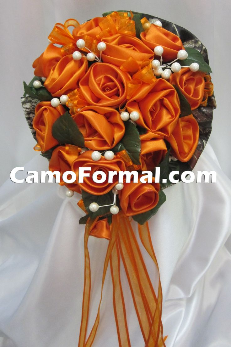 17 Best ideas about Camo Wedding Centerpieces on Pinterest