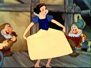 "Snow White on ""The Bachelorette"" 