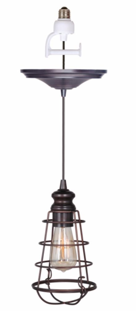 Pendant Lighting For Kitchen Dining Room Bar Kitchen Island Light Fixture Bronze #WorthHomeProducts #IndustrialModernContemporary