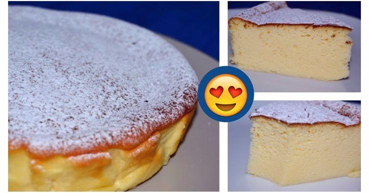 Se penso che ho trovato una torta deliziosa con solo 3 ingredienti...mi viene voglia di prepararne tutti i giorni!