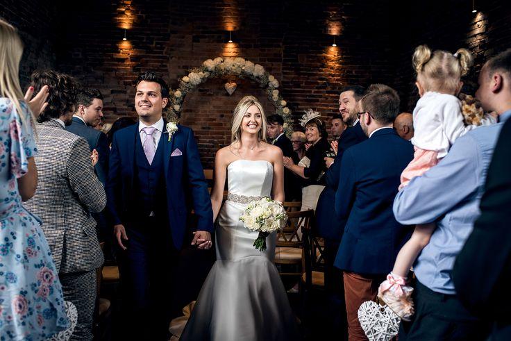 The Oat Barn - Packington Moor wedding