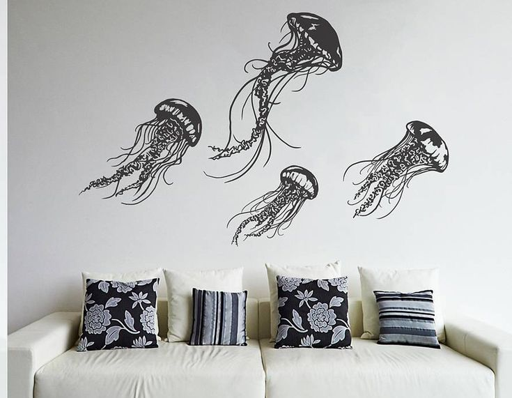 Wall Decal Vinyl Sticker Decals Art Decor by CreativeWallDecals & 112 best wall art stickers images on Pinterest | Contemporary wall ...