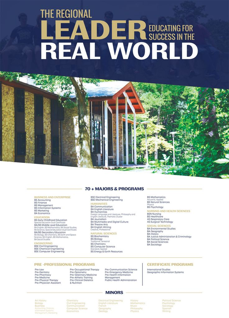Pitt-Johnstown, the regional leader educating for success in the real world