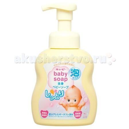 Cow Увлажняющее жидкое мыло-пенка для тела  400 мл  — 250р. ----  Cow Увлажняющее жидкое мыло-пенка для тела с дозатором ля нежной кожи вашего малыша.   Особенности: Без красителей и ароматизаторов  Не раздражает кожу Для сухой и очень сухой шелушащейся коже ребенка Содержит 3 активно увлажняющий и смягчающих компонента (сквалан, церамиды и гуалуроновую кислоту) Дозатор создает мягкую пенку, минимальный риск попадания в глаза При попадании в глаза не раздражает слизистую Можно использовать и…
