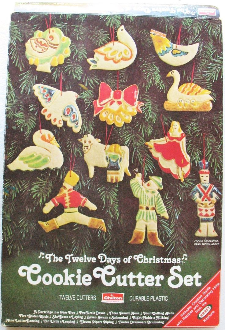 114 best 12 Days of Christmas images on Pinterest | Twelve days of ...