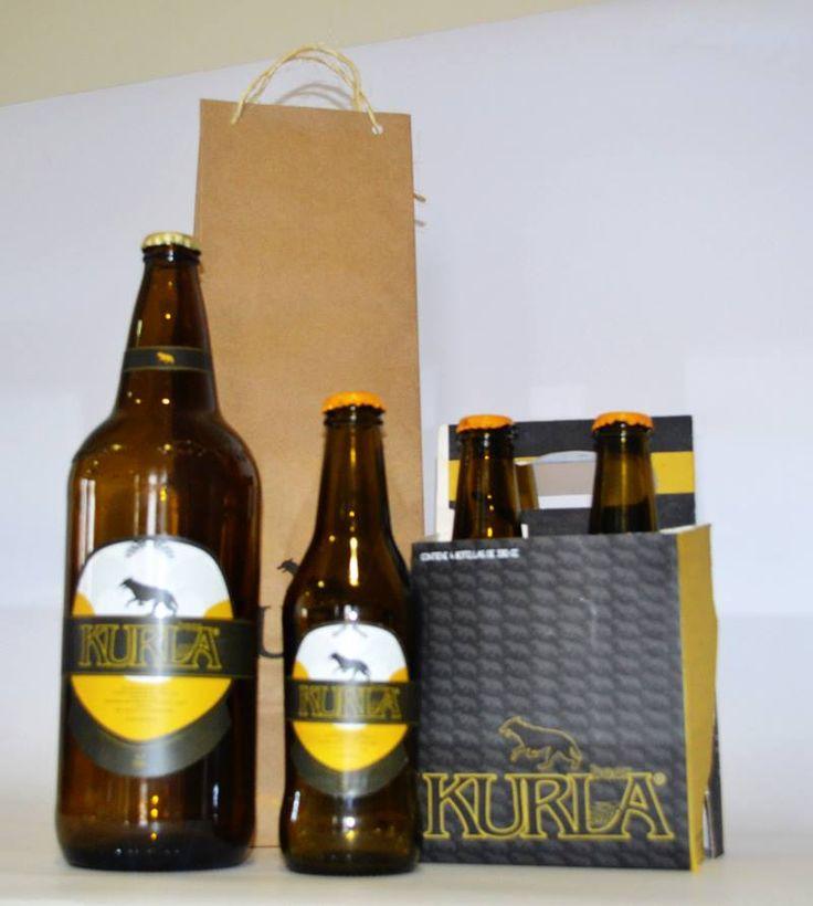packaging y diseño de etiqueta concurso: cerveza Kurla San Javier