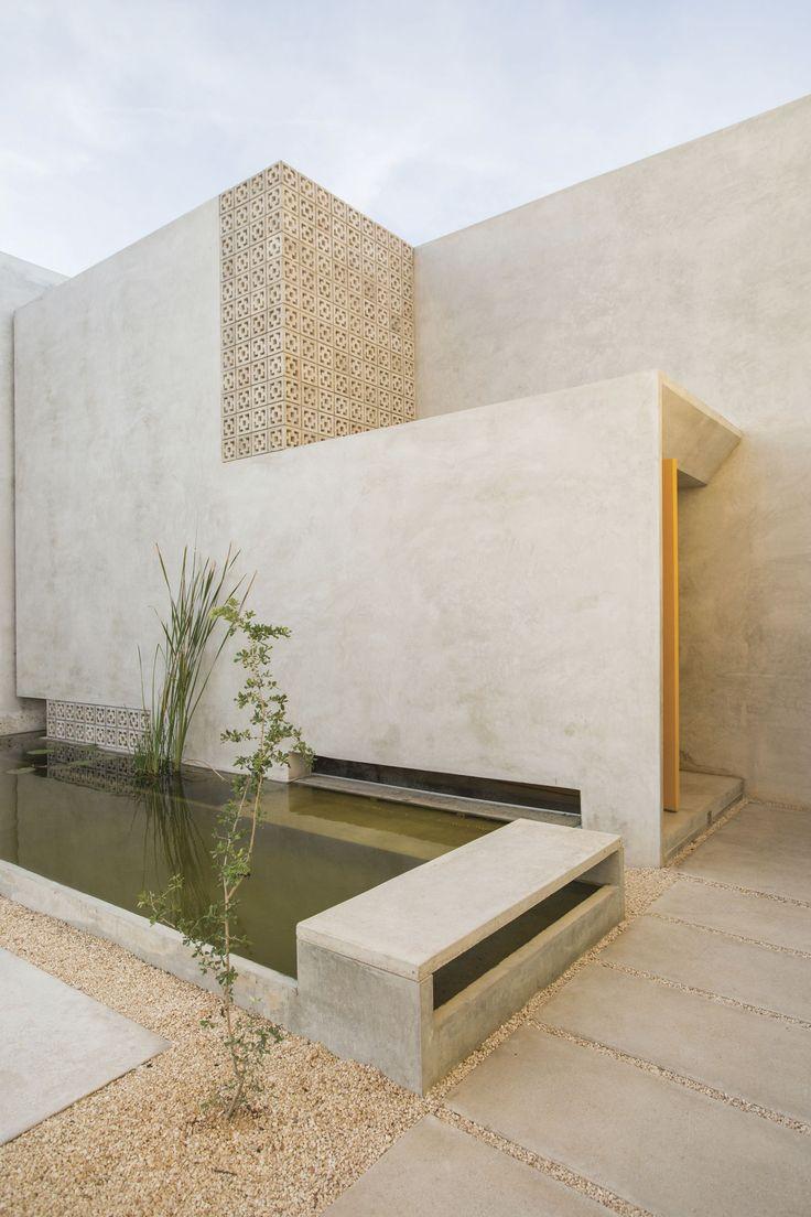 taco: taller de arquitectura contextual / casa gabriela, mérida yucatán