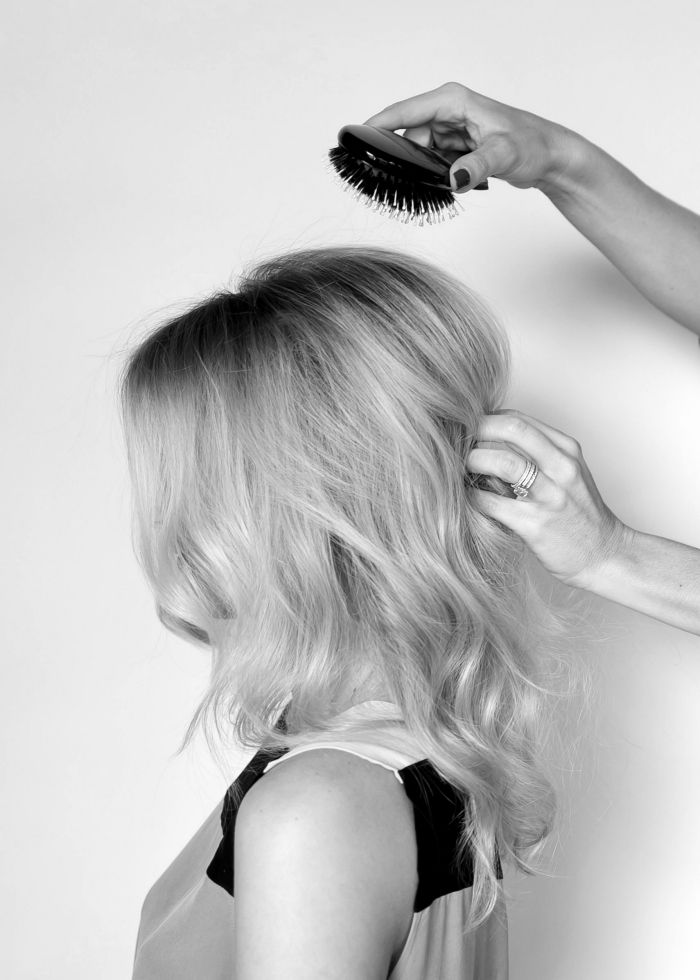 How to get the perfect volume via Martha Lynn Kale with photos from Melissa Glynn!