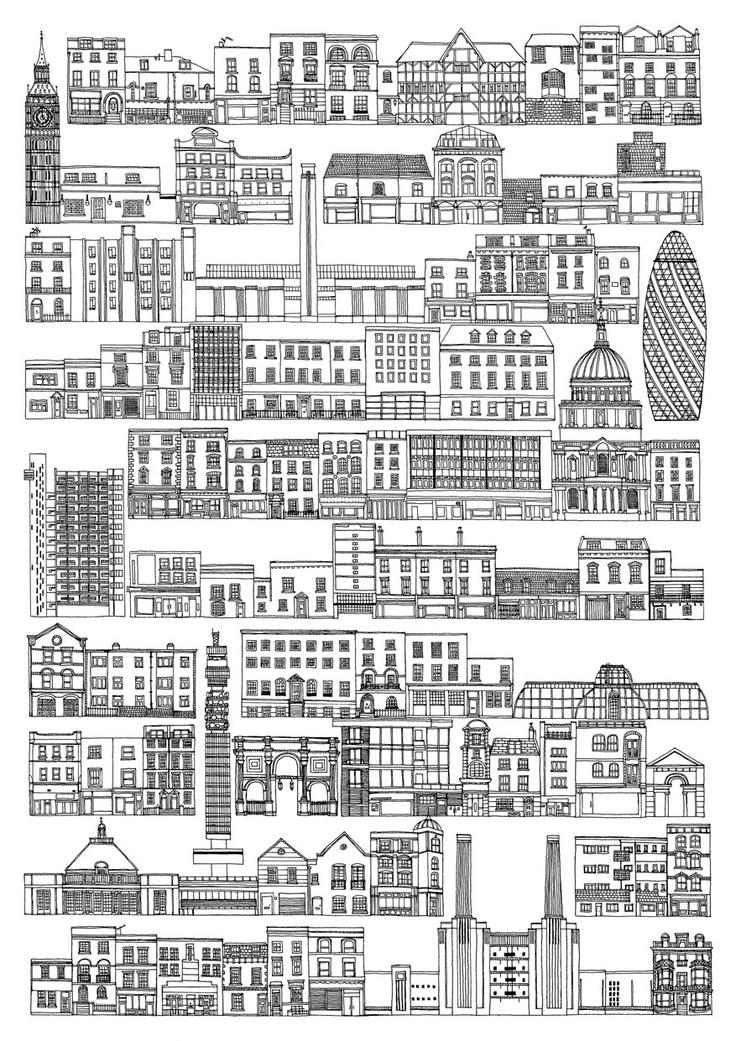 Your City or Mine: London, England / by Sahar Ghanbari