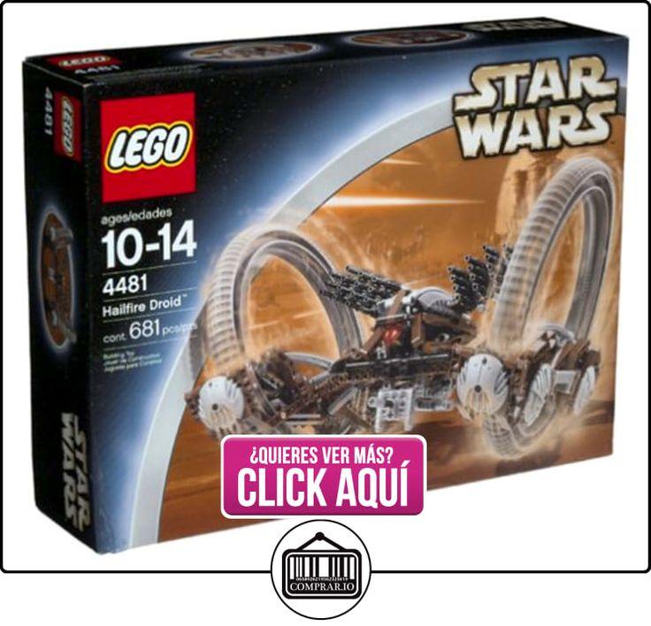 LEGO Star Wars: Hailfire Droid Establecer 4481  ✿ Lego - el surtido más amplio ✿ ▬► Ver oferta: https://comprar.io/goto/B000096ORA
