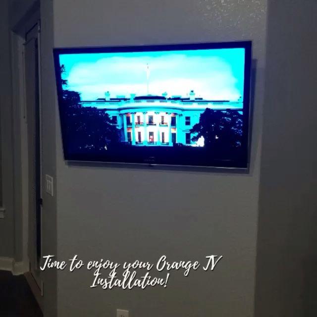 7 best Orange TV Installation images on Pinterest   Orange, Tv ...