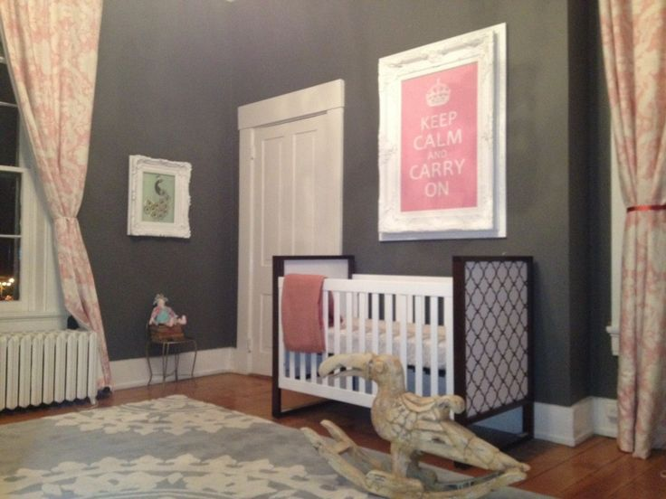 Calm Elegance Baby Girl Roomskid