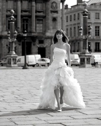Robe de mariée Cymbeline modèle Fauvette 2013 à Peypin