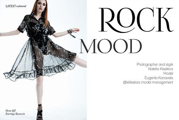 WEBITORIAL for Latest magazine | Photographer and style Natella KiselevaModel Eugenia Kanavets@elitestars model management