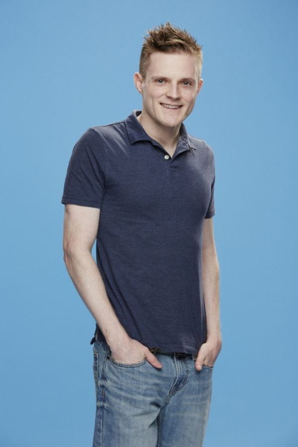 Meet Big Brother 17 houseguest John McGuire. Pin or Like if you're rooting for John this season.