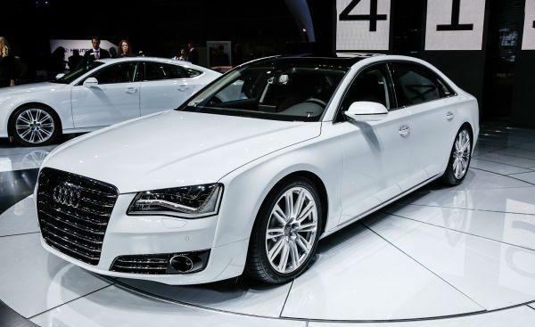 2016 Audi A8 Price