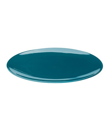 Take a look at this Teal Dinner Plate by ASA Selection on #zulily today!