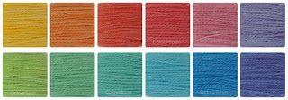 ColourSpun: ColourSpun Colourways