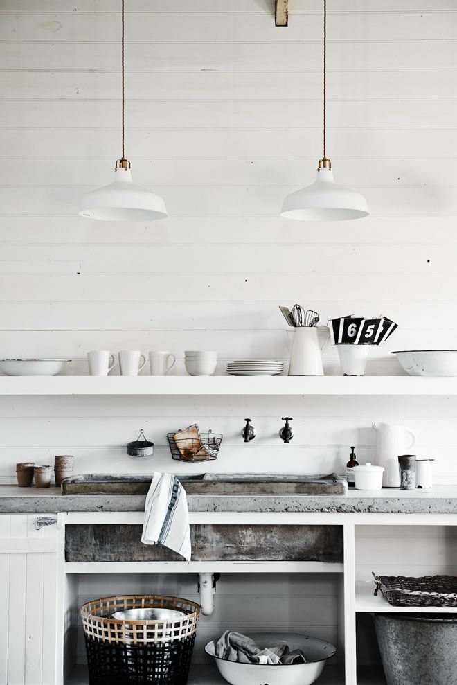 Black And White Kitchen Nz 245 best images about home | kitchen on pinterest | shelves
