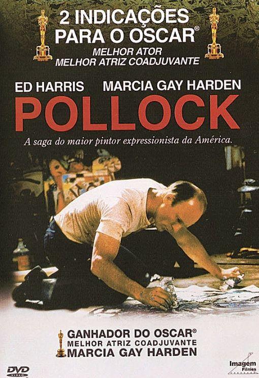 Capa do filme Pollock.