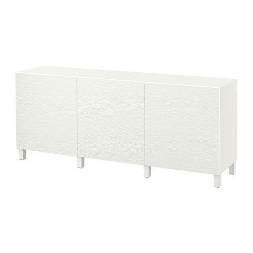 BESTÅ Opbevaring med låger IKEA