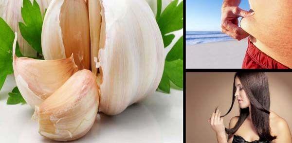 A fokhagyma olyan erős tulajdonságokkal rendelkezik, amely számos egészség vagy szépségprobléma kezelésében segíthet. Ebben a ci...