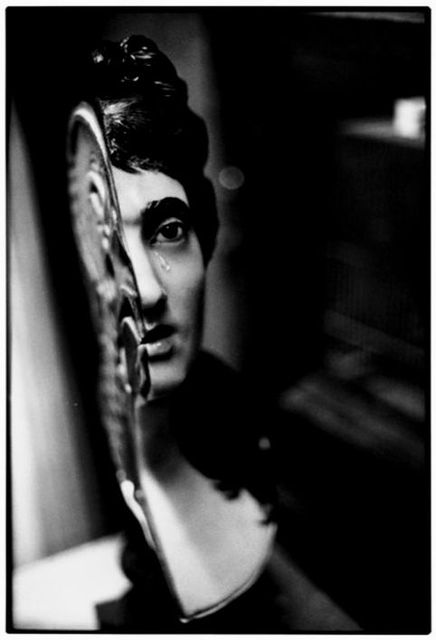 Zoe Leonard, Anatomical Model of a Woman's Head Crying, 1993  © Zoe Leonard  01.2012