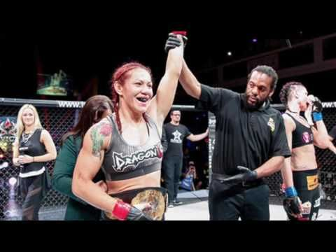 Joe Silva's shoes: What's next for Cristiane 'Cyborg' Justino?