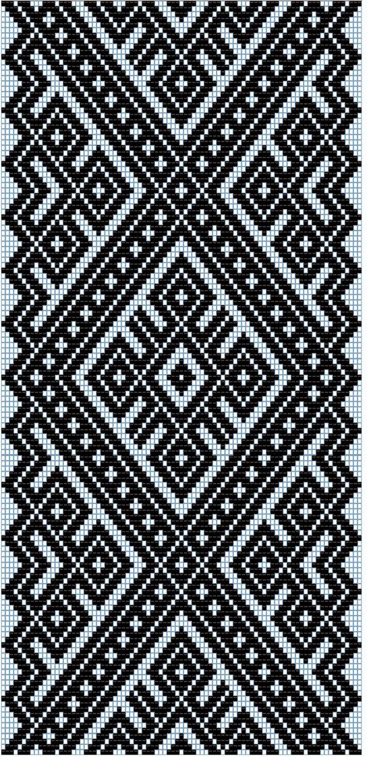 telemark Bunad blouse embroidery pattern. Smøyg er en gammel broderiteknikk som går ut på å veve broderitråden opp og ned gjennom stoffet slik at det dannes et geometrisk mønster. Smøyg er en av teknikkene som kan anvendes til utsmykning av krager og mansjetter på hvite bunadsskjorter i Telemark, nærmere bestemt til bunader fra Øst-Telemark.