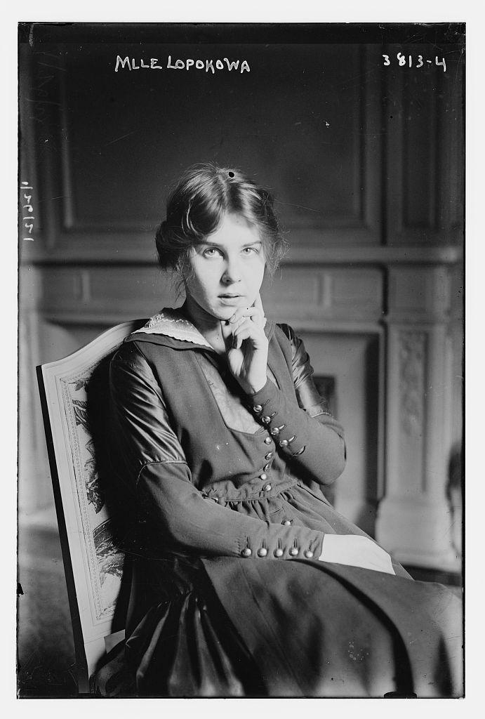 Lydia Lopokova circa 1915-1920 | Last Empire (Russia ...