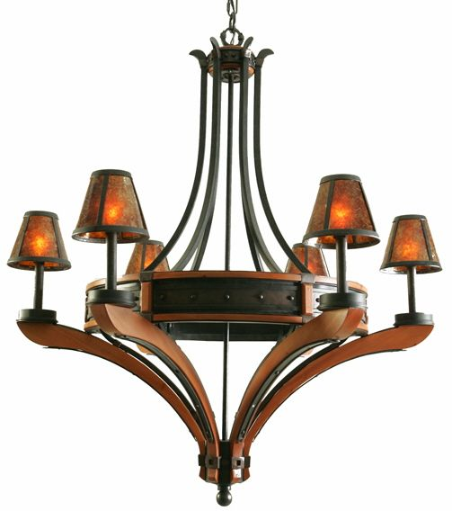 22 best images about mission craftsman style lighting on for Inexpensive rustic chandeliers