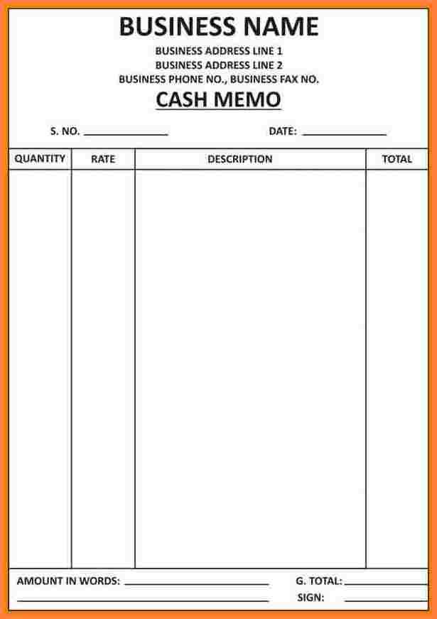 invoice online template