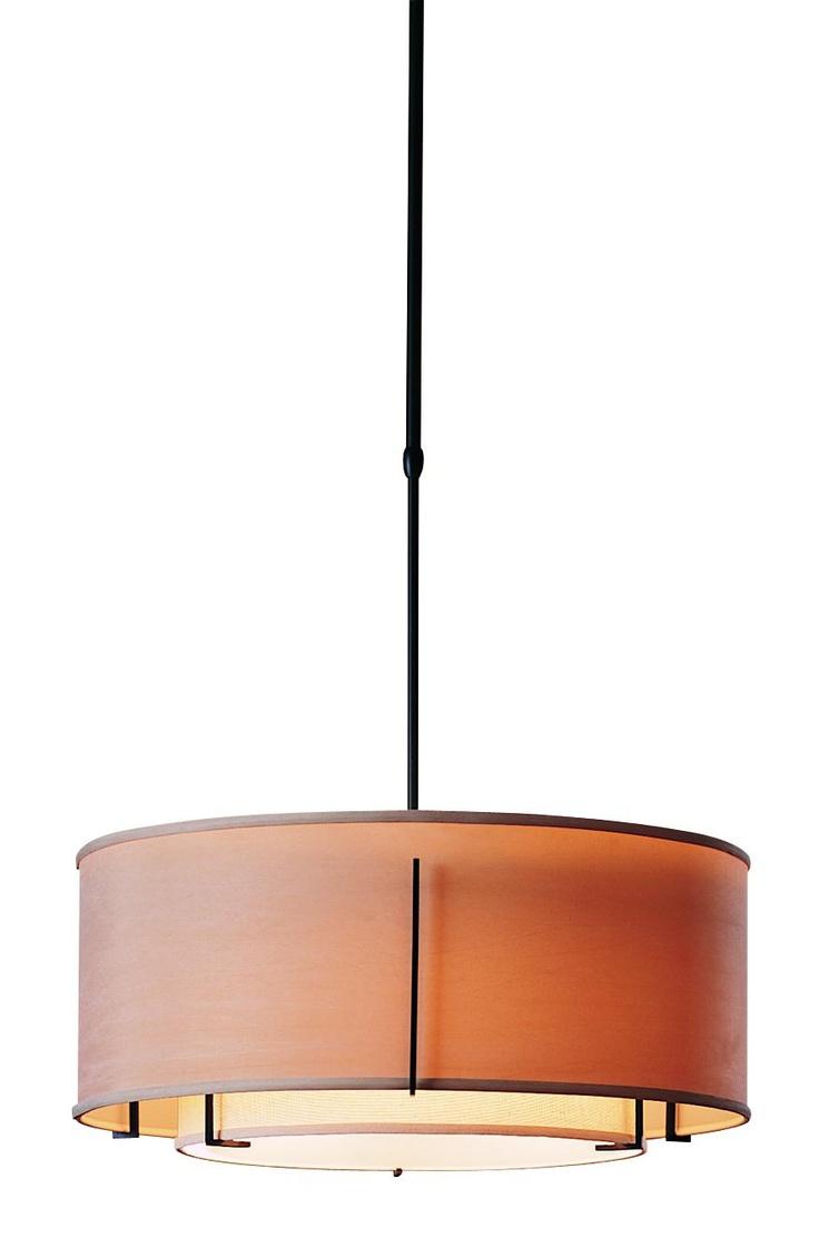 Kichler lighting 42548clp triad 3 light linear pendant classic pewter - Hubbardton Forge 139605 Exos 3 Light Wide Adjustable Pendant With Natural Li Bronze Indoor Lighting Pendants