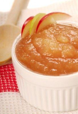 Compote de pommes et poires au micro-ondes