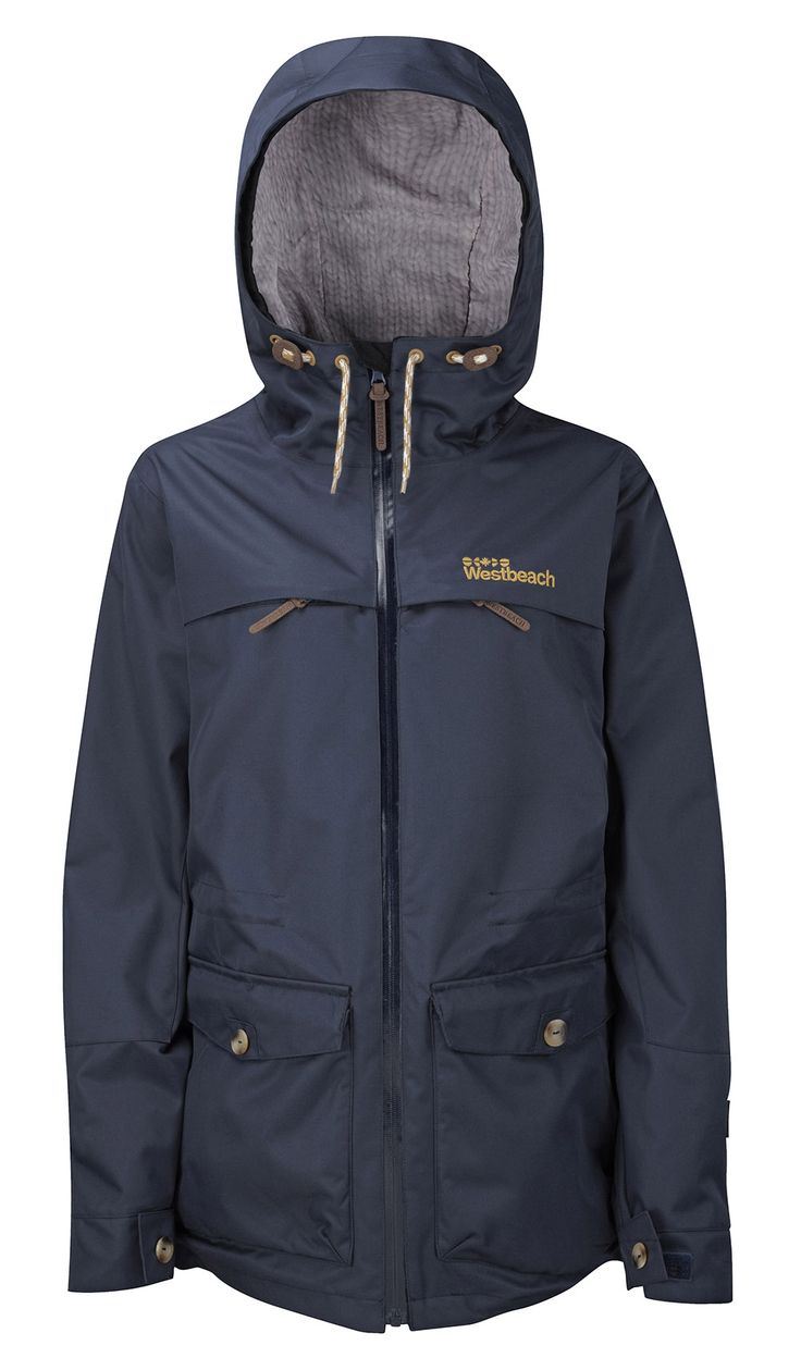 Magee Jacket - Inthe Navy